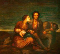 Irish Famine | George Frederic Watts | Oil Painting