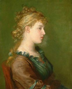 Lady Archibald Campbell | George Frederic Watts | Oil Painting