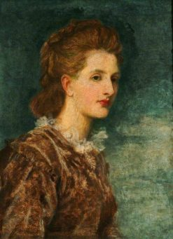 Lady Garvagh | George Frederic Watts | Oil Painting