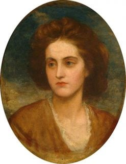Lady Lilford | George Frederic Watts | Oil Painting