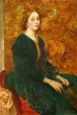 Lady Somers | George Frederic Watts | Oil Painting