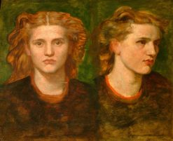 Long Mary' | George Frederic Watts | Oil Painting