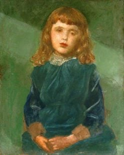 Lucy Bond | George Frederic Watts | Oil Painting
