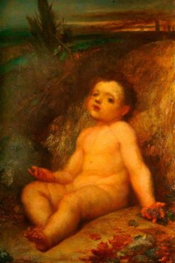Outcast Goodwill | George Frederic Watts | Oil Painting