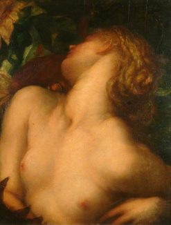 Clytie | George Frederic Watts | Oil Painting