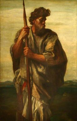 Esau | George Frederic Watts | Oil Painting