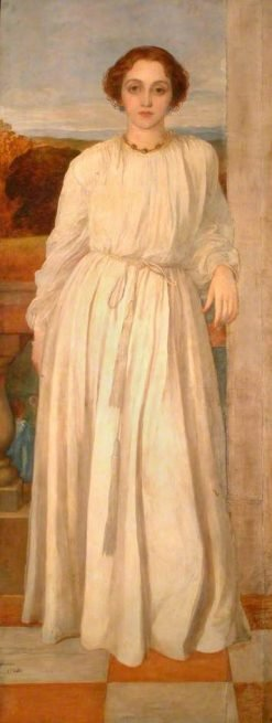 Lady Dalrymple | George Frederic Watts | Oil Painting