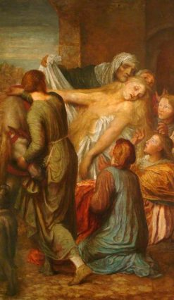 Lady Godiva | George Frederic Watts | Oil Painting