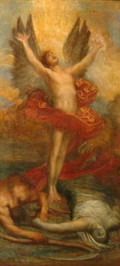 Love Triumphant | George Frederic Watts | Oil Painting