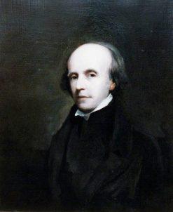 John Flaxman (1755-1826) | John Jackson | Oil Painting