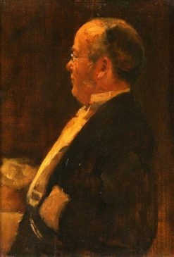 Sir William Henry Broadbent (1835-1907)