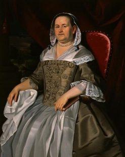 Mrs. James Otis (Mary Allyne Otis) | John Singleton Copley | Oil Painting