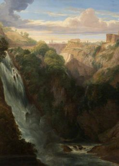 The Falls of Tivoli | William James Muller | Oil Painting