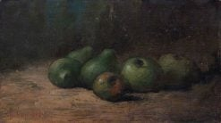 Still-Life with Apples and Pears | Gustave Courbet | Oil Painting