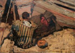 The Siesta | Sir Frank William Brangwyn | Oil Painting