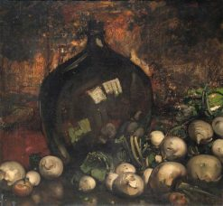 Turnips | Sir Frank William Brangwyn | Oil Painting