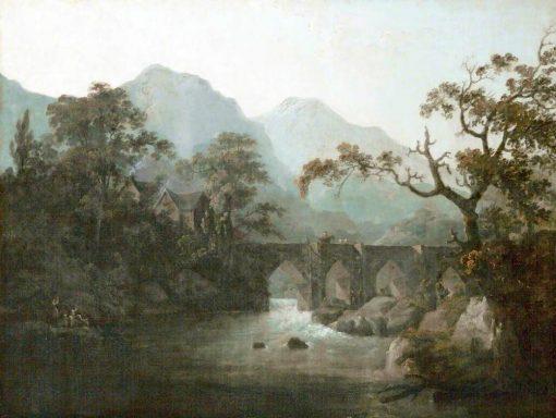 Old Welsh Bridge | Richard Wilson