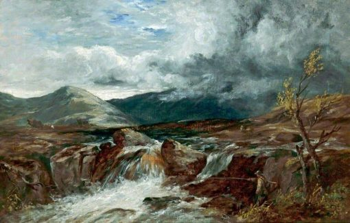 After the Storm | William James Muller | Oil Painting