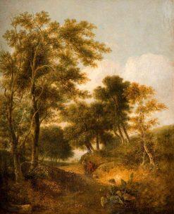 Lane near Norwich | John Crome | Oil Painting