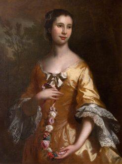 Elizabeth Lee (1729-1786)