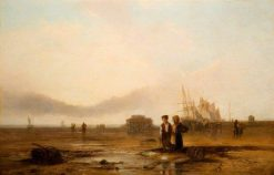 Fort Rouge | Richard Parkes Bonington | Oil Painting