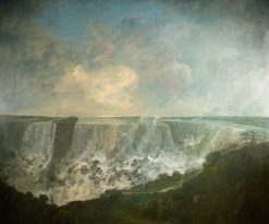 Falls of Niagara | Richard Wilson