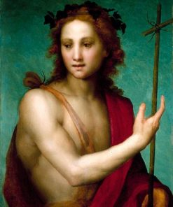 Saint John the Baptist | Andrea del Sarto | Oil Painting