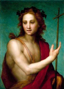 Saint John the Baptist | Andrea del Sarto | Oil Painting