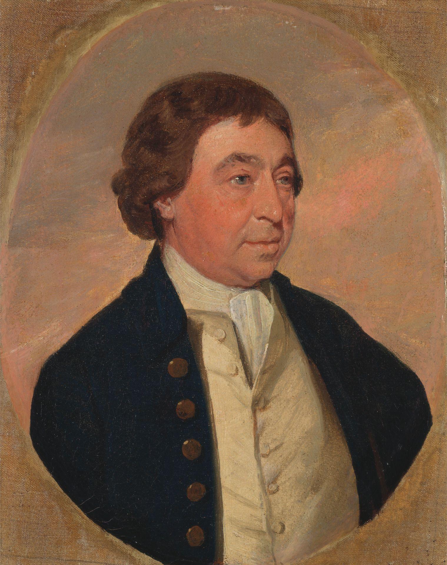 Joshua Rose of Liverpool | Benjamin Marshall | Oil Painting