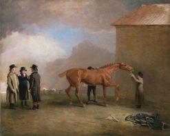 Muly Moloch | Benjamin Marshall | Oil Painting