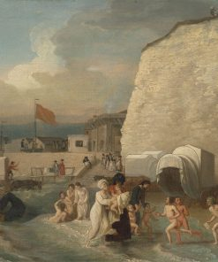 The Bathing Place at Ramsgate | Benjamin West | Oil Painting