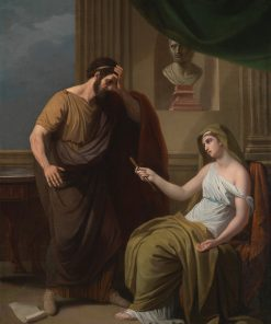 Paetus and Arria | Benjamin West | Oil Painting
