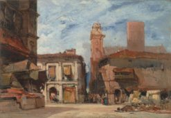 Bologna | British School th Century   Unknown | Oil Painting