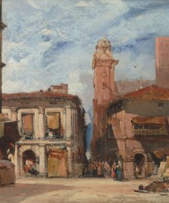 Bologna   British School th Century   Unknown   Oil Painting