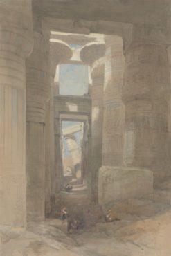 The Great Temple of Amon Karnak