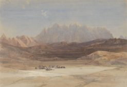 The Plain of El Raheh