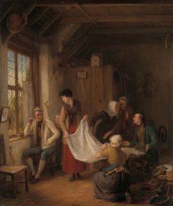 The Pedlar | David Wilkie | Oil Painting