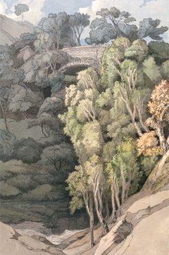 Devil's Bridge | Francis Towne | Oil Painting