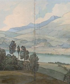 View of Lake Coniston