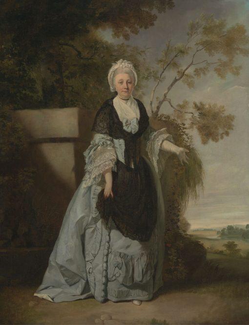 Mrs Bentley   Francis Wheatley   Oil Painting