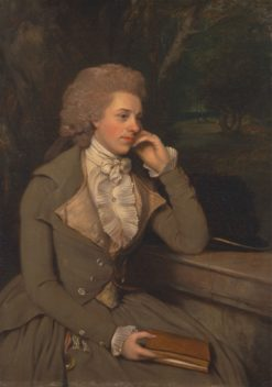 Mrs Stevens | Francis Wheatley | Oil Painting