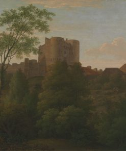 Saltwood Castle | George Lambert | Oil Painting
