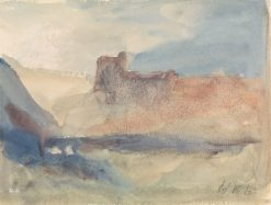 Coast near Tunis | Hercules Brabazon Brabazon | Oil Painting