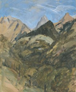 A Mountain View | Hercules Brabazon Brabazon | Oil Painting