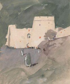 A Moorish Citadel | Hercules Brabazon Brabazon | Oil Painting