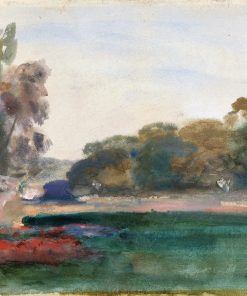 A Park | Hercules Brabazon Brabazon | Oil Painting