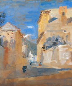Alassio | Hercules Brabazon Brabazon | Oil Painting