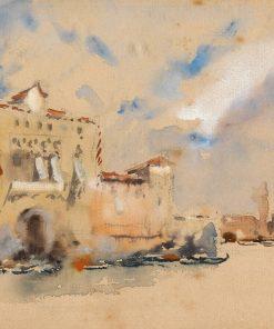 Venice | Hercules Brabazon Brabazon | Oil Painting
