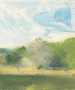 View at Oaklands | Hercules Brabazon Brabazon | Oil Painting
