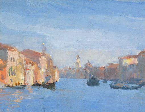 Venice   Hercules Brabazon Brabazon   Oil Painting